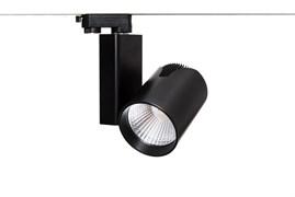 ALDI 30Вт 4000K 38гр 3200Лм CRI=83 Черный - светодиодный трековый светильник