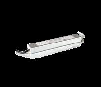 Блок питания для светодиодной ленты пылевлагозащищенный 15W 12V IP66 1/100