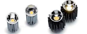 Светильник светодиодный встраиваемый Vossloh-Schwabe LEDSpot ActiveLine LUGA С 3000K 25° 1065lm