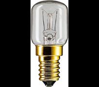 App 25W E14 230-240V T25 CL OVEN 300° d25x57 PHILIPS -лампа