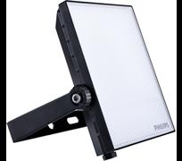 LED BVP131 LED8/WW 10W 220-240V WB 800lm 3000K 120x140x30 black - прожектор PHILIPS(ДО-10Вт)