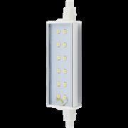 Лампа светодиодная Projector LED Lamp Premium 12,0W F118 220V R7s 2800K (алюм. радиатор)