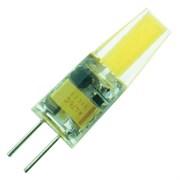 FL-LED G4-COB 3W 12V 6400К G4  210lm  10*32mm  FOTON_LIGHTING  -  лампа