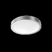 Светильник светодиодный Gauss 250х80, 12W 900лм, IP20 4100К круглый серебро 1/5
