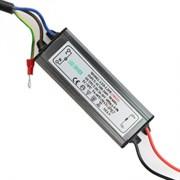 Driver для светильников FL-LED DL 30W (блок питания) черный / оранжевый штекер