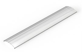 BS-108ELT clear L=835mm Рассеиватель (Халла)
