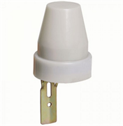Датчик освещенности (фотосенсор) регулир. 2200ВА макс. IP44 ИЭК