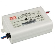 БЛОК ПИТАНИЯ MEAN WELL APV-35-12 LED 35W 12V DC IP67 84х57х29.5мм