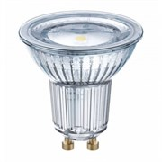 2-PARATHOM   PAR16 80 120°  6,9W/827  230V GU10  575lm d50x58 OSRAM - лампа