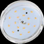 Лампа светодиодная Ecola GX53   LED  8,5W Tablet 220V 4200K прозрачное стекло (композит) 27x75