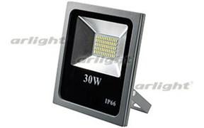 Светодиодный прожектор AR-FLG-FLAT-30W-220V Warm