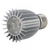 LUXIA LED  4W    E27  90-264V 30° 5300K   600cd  50000 h  d 51 x 78  BLV - светодиодная лампа