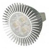 LUXIA LED 3W    GU 5.3   12V  20°  5300K  1300cd  50000 h  d 51 x 45  BLV - светодиодная лампа