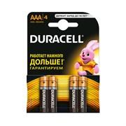 DURACELL LR03  BL4 - Батарейка