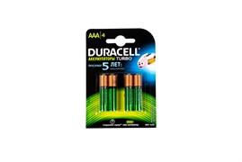 DURACELL HR03 AAA 850мАч уже заряжены BL4 - Аккумулятор