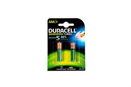 DURACELL HR03 AAA 850мАч уже заряжены  BL2 - Аккумулятор