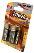 ANSMANN X-POWER 5015623 LR14 BL2 - Батарейка