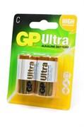 GP Ultra GP14AU-2UE2 LR14 BL2 - Батарейка