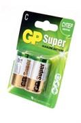 GP Super 14А-CR2 LR14 BL2 - Батарейка