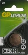 GP Lithium CR2032-7CR1 CR2032 BL1 - Батарейка