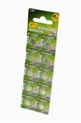 GP Alkaline cell 192-C10 AG3 BL10 - Батарейка