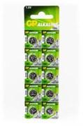 GP Alkaline cell 189-C10 AG10 BL10 - Батарейка