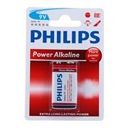 PHILIPS POWERLIFE 6LR61 BL1 - Батарейка