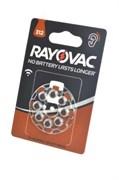 Батарейка RAYOVAC ACOUSTIC Type 312 блистер 8 (4*2)