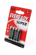 OLDs Батарейка EVEREADY R03 Super HD BL4