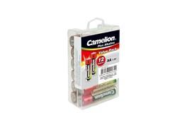 Camelion Plus Alkaline LR6-PBH12 LR6 в пласт. боксе 12 шт - Батарейка