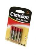 Camelion Plus Alkaline LR03-BP4 LR03 BL4 - Батарейка