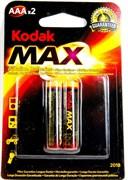 Kodak Max LR03 BL2 - Батарейка
