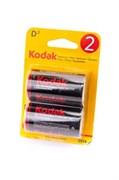 Kodak Extra Heavy Duty R20 BL2 - Батарейка
