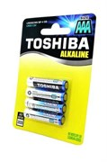 TOSHIBA Alkaline LR03GCNN BP-4 SS LR03 BL4 - Батарейка