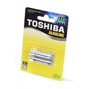 TOSHIBA Alkaline LR03GCNN BP-2 SS LR03 BL2 - Батарейка