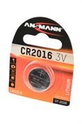 ANSMANN 5020082 CR2016   BL1 - Батарейка
