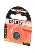 ANSMANN 1516-0004 CR1632 BL1 - Батарейка
