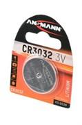 ANSMANN 1516-0013 CR3032 BL1 NEW - Батарейка
