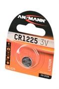 ANSMANN 1516-0008 CR1225 BL1 - Батарейка