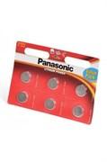 Panasonic Lithium Power CR-2032EL/6BW CR2032 BL6 - Батарейка