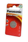 Panasonic Lithium Power CR-2012EL/1B CR2012 BL1 - Батарейка