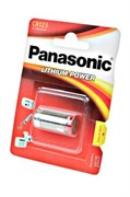 Panasonic Lithium Power CR-123AL/1BP 123A BL1 - Батарейка