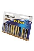 PLEOMAX LR6-8+2 BL10 - Батарейка