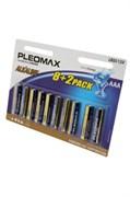 PLEOMAX LR03-8+2 BL10 - Батарейка