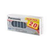 Panasonic Everyday Power LR03EPS/20BB LR03 в упаковке 20 шт - Батарейка