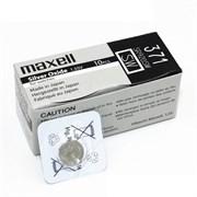 MAXELL SR920SW 371 (RUS), в упак 10шт - Батарейка