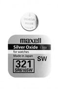 MAXELL SR616SW 321 - Батарейка