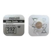 MAXELL SR41W 392 - Батарейка