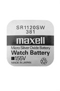 MAXELL SR1120SW 381 - Батарейка