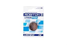 ROBITON PROFI R-CR2450-BL1 CR2450 BL1 - Батарейка